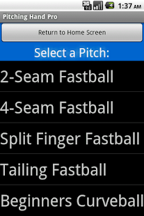 Pitching Hand Pro - screenshot thumbnail