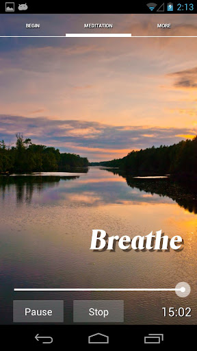 Room to Breathe Meditation