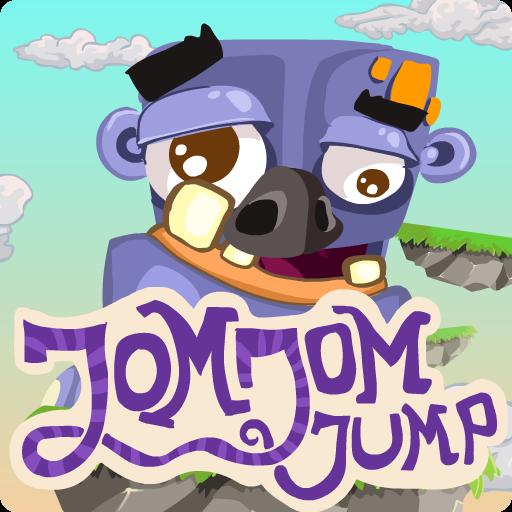 JomJom Jump LOGO-APP點子