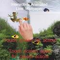 Frog Interactive Aquarium LWP icon