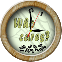 Who Cares Clock icon