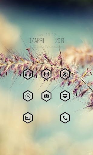 HexaPulse Icons (NOVA/APEX/GO) 1.2 screenshots 2
