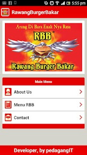 Rawang Burger Bakar - screenshot thumbnail