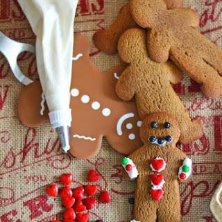 Grandma's Gingerbread Men Cookies