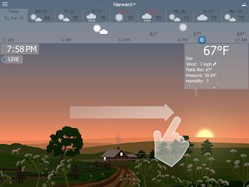 YoWindow Free Weather Screenshot 18