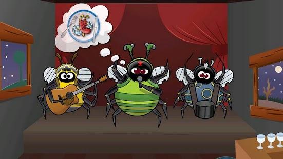Greedy Spiders- screenshot thumbnail