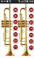 Screenshot of Real Trumpet