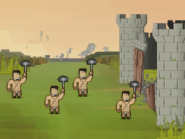 Barbarian Horde- screenshot