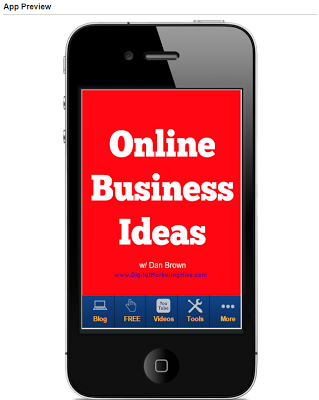 Online Business Ideas FREE - screenshot