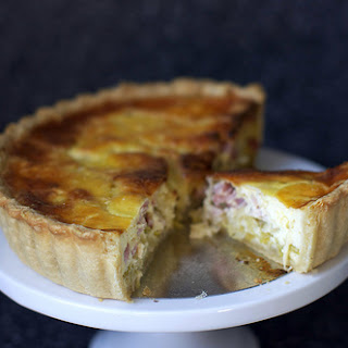 Quiche Lorraine Without Bacon Recipes.