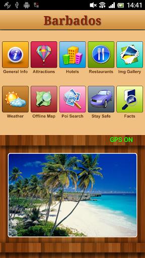 Barbados Offline Travel Guide