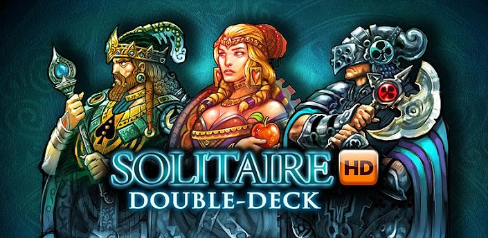 Solitaire Double-Deck HD apk