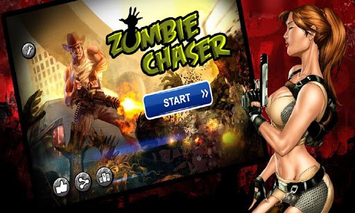 Zombie Chaser Racer