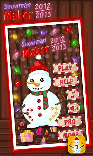 SnowMan Maker 2012-2013