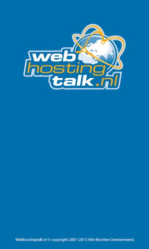 Webhostingtalk.nl Forum App