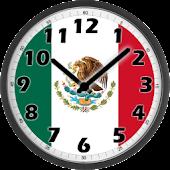 Mexico Clock