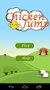 Chicken Jump - screenshot thumbnail