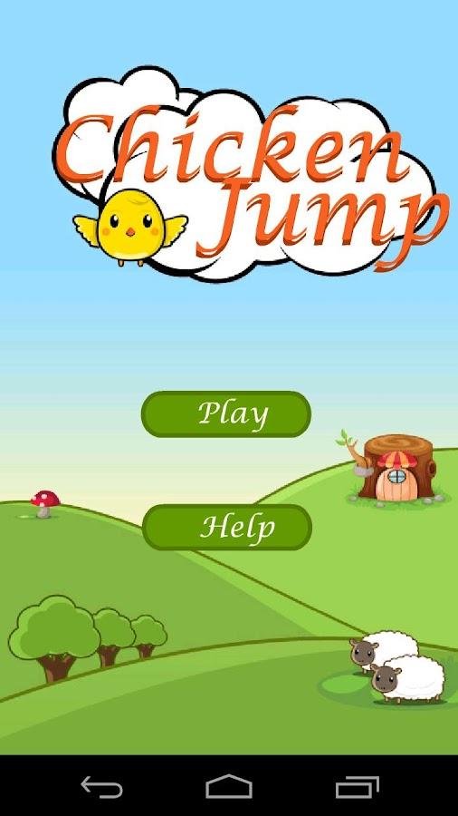 Chicken Jump - screenshot