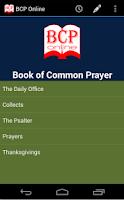 Screenshot of BCP Online