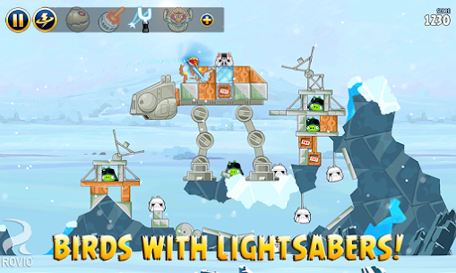 Angry Birds Star Wars 1.5.13 Mod Apk [Unlimited Money] 2