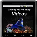 Disny Movie Song Videos icon