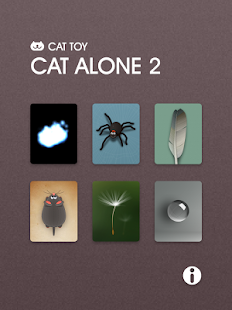 CAT ALONE 2 - Cat toy