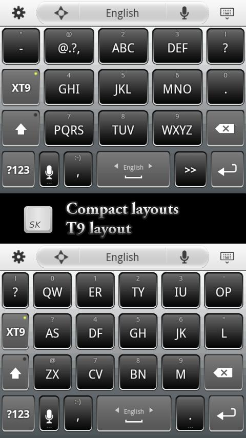 Super Keyboard Pro- screenshot