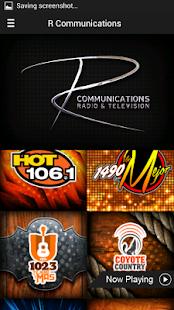 R Communications - screenshot thumbnail