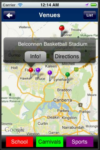 Amaroo School- screenshot