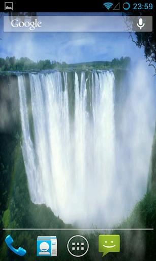 Victoria Falls Live Wallpaper