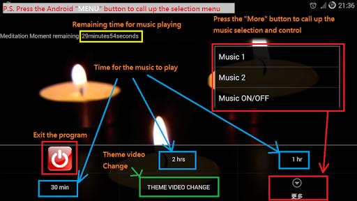 玩健康App|Meditation Moment 2 [HD]免費|APP試玩
