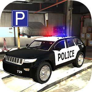 Car Parking 3D – Police Cars for PC and MAC