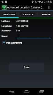 AdvancedLocationDetector (GPS) v6.2.3 (Paid) APK 7
