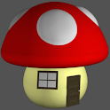 Mario Wii Mushroom House Guide logo