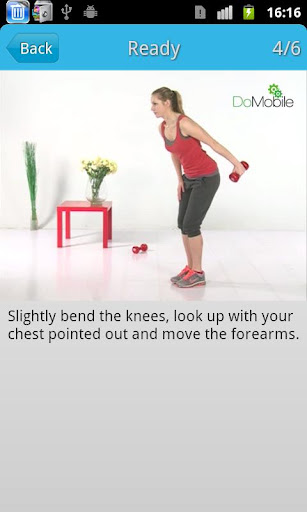 美女手臂锻炼|玩健康App免費|玩APPs