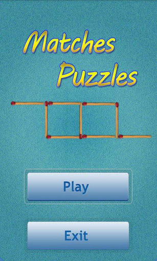 Matches Puzzles Game