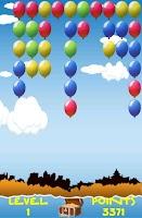 Screenshot of Balloon Mania