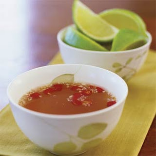 Vietnamese Dipping Sauce (Nuoc Cham).