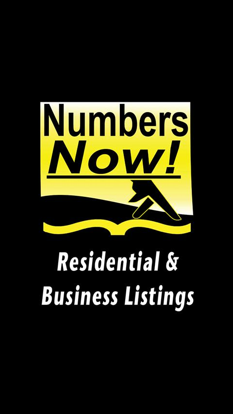 Numbers Now! Yellow Pages- screenshot