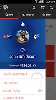 Screenshot of GameStop