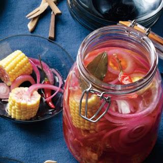 Quick-Pickled Corn