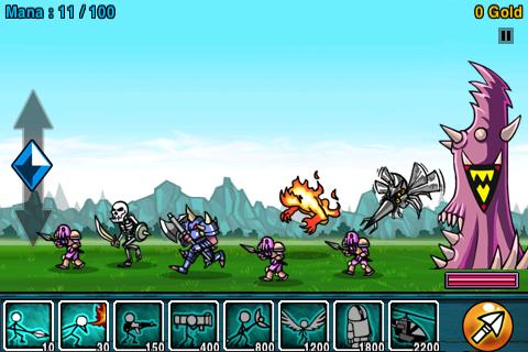 Cartoon Wars 1.1.7 screenshots 4