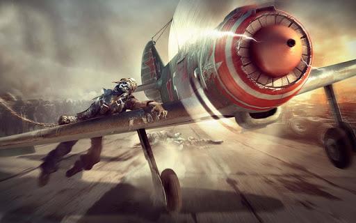 【免費個人化App】死亡空袭战争3D-APP點子