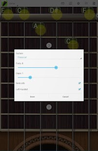 Guitar Droid Pro- screenshot thumbnail