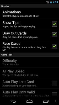 Euchre - screenshot