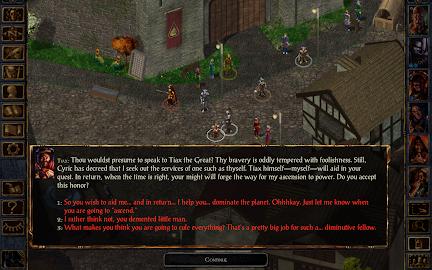 Baldur's Gate Enhanced Edition Screenshot 4