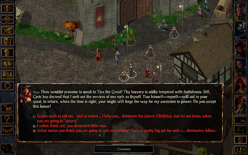 Baldur's Gate Enhanced Edition Screenshot 28