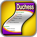 Duchess Diet Shopping List icon