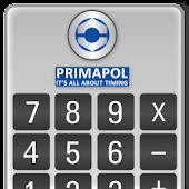 Primapol Metal Weight App