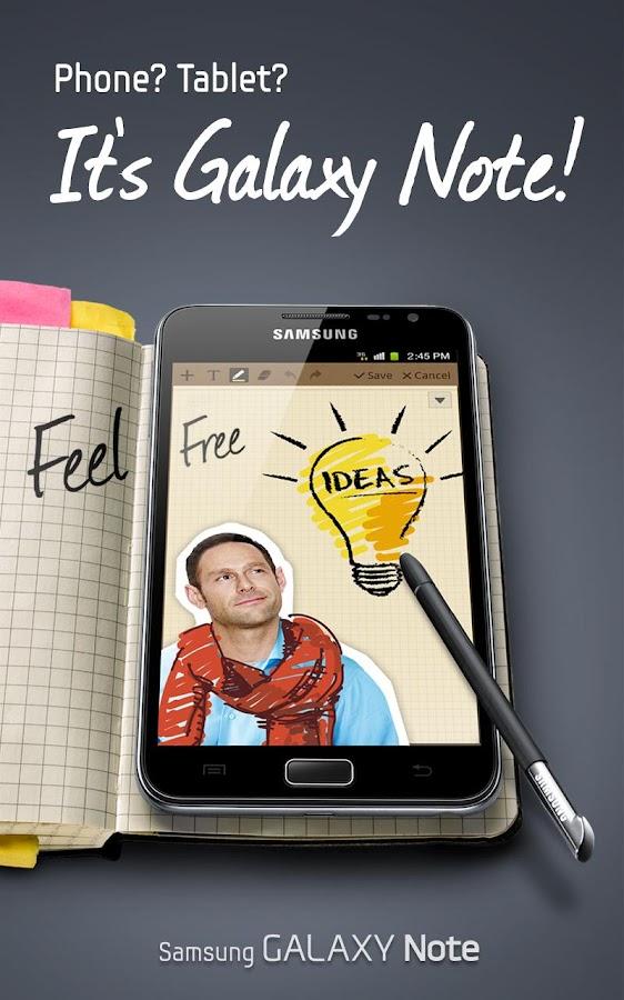 GALAXY Note S Pen User Guide - screenshot